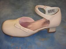 NEW Girl PINK Dressy Shoes/Party/Wedding/Birthday/Size 13 Toddler - 6 Youth