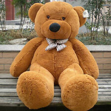 Large 120 cm Teddy Bear, Lovers Big bear, Plush Soft Toy, Excellent Gift