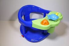 NEW BABY BATH RING SEAT CHAIR TUB ANTI SLIP KIDS HELP MOTHER SHIPPING INFANT