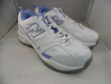 Women's New Balance WX409WL  Cross-Training Shoes White