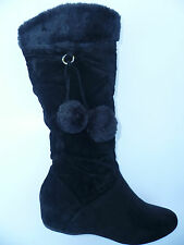 NEW WOMEN'S BOOTS SIZE 5-10 BLACK