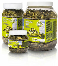 Pro Rep Complete Tortoise Food natural pellets with calcium D3 vitamin horsfield