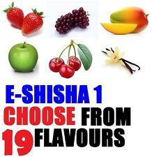 E LIQUID UK MADE HERBAL PEN REFILL OIL SHISHA HOOKAH JUICE FLAVOUR NO NIC FLAVOR