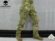 Airsoft New Emerson G3 Combat Pants with knee Pads Military Tactical AT/FG 7030