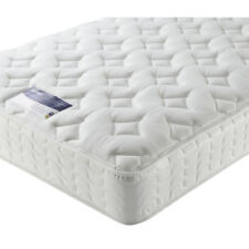 Silentnight Clara Miracoil Memory Foam Quilted Hypoallergenic Mattress Clearance