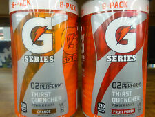 "Gatorade ""On the Go"" Drink Mix POWDER Packs"
