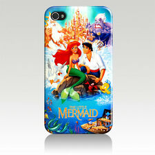The Little Mermaid  iPhone 4 4S 5 5S Case Ariel & Eric