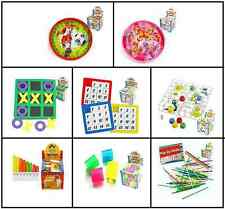 Party Bag Fillers Games Small Pocket Money Toys Gifts Fun Prizes School Class