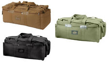 8136 Rothco Heavy Weight Canvas Mossad Israeli Military  Backpack Duffle Bag