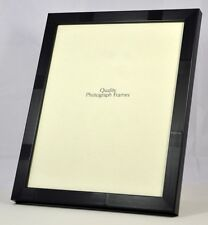 Quality Black Manhattan Photo/Picture Frame - Various Sizes available