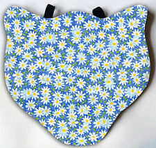 Blue Daisy Chicken Saddle Hen Apron Chicken Wing Poultry Back Protector