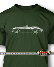 Austin Healey 3000 MKIII Convertible T-Shirt for Men - Multiple Colors and Sizes