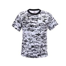 5210 Rothco City Digital Camo Military Digital Camouflage T-Shirt