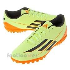 Men's Adidas F5 TRX TF D67019 Soccer Shoes Traxion Vanille-Orange