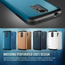 Spigen GALAXY S5 Case [[ SLIM ARMOR ]] Color Series / AIR CUSHION TECHNOLOGY
