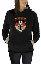 Germany Soccer Women Hoodie Football jersey Eagle Crest 2015 World Cup Canada