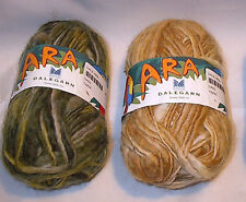 Dale of Norway Dalegarn Ara Hand Painted 100% Wool Yarn Your Color Choice Knit