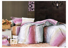 Sami 100% Cotton Percale Duvet cover Bedding Set (Single, Double and King)