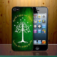 The White Tree Of Gonder Lord Rings Universe Minas Tirith Hard Phone Case Cover