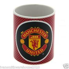 Manchester United football Club Mug & Sock Set fully licenced Mug / Socks