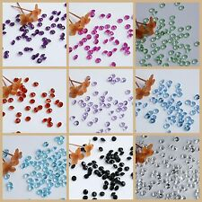 Diamond Confetti Wedding Table Scatter Crystals for wedding & party  Free USPS