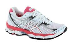 Womens ASICS GEL-CUMULUS 14 White Running Trainers T296N 0100  RRP £110