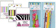 30 Teacher Appreciation WIDE TOPPER & SLEEVES Cellophane Goodie Party Favor