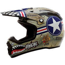 Oneal Mx 2014 5 Series Wingman Motocross MTB BMX Cheap Dirt Bike Off Road Helmet