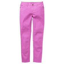 Girls Brand New With Tags Pink Skinny Leg Stretch Jeans - Size 9