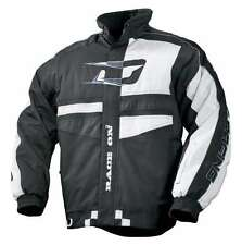 Drift Men's Qualifier Black & White Snowmobile Winter Jacket 5235-00*