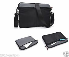 "Shoulder Messenger Sleeve Bag Pouch Case Cover for 8"" 9"" 10"" Smart Tablet Device"