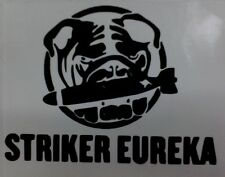 Pacific Rim Striker Eureka Logo vinyl sticker decal choose color and size