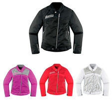 *Fast Shipping* Womens Icon Hella 2 Textile Jacket