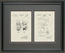 Patent Art - Scuba Gear - Scuba Fins Regulator Diver Diving Print Gift C5039-2