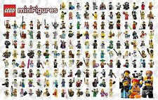 LEGO MINI FIGURES SERIES 1 to 11 & LEGO MOVIE / TEAM GB. PICK YOUR OWN!! ALL NEW