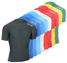 Sub Sport's COLD Kid's Compression Top, S/S Thermal Baselayers Skin Tight