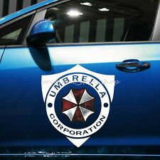 M L Resident Evil New Black White Side Door Rear Body Truck Car Stickers Decals