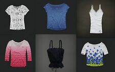 NEW A&F Hollister Gilly Hicks Women's Blouse, Tank, Shirt, Top Size XS,S, M, L