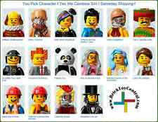 LEGO® 71004 Minifugure Series The Movie™ YOU PICK character SAME DAY ship