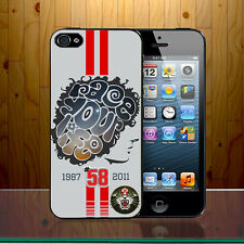Marco Simoncelli 58 Tiger Race For Life Grand Prix MotoGP Phone Case Cover Z96