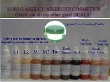 2 - Airbrush Foundations Lori G Ashley (You choose colors) Ships International