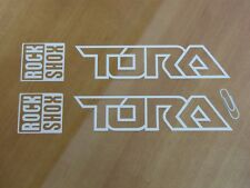 ADHESIVO PEGATINA STICKER DECAL AUFKLEBER AUTOCOLLANT VINYL BIKE ROCK SHOX TORA