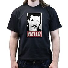 Lionel Hello Richie Obey cd album vinyl T-shirt P24