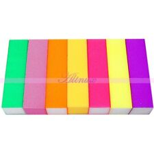 Colour Pro Buffing Block Sanding File Nail Art Acrylic UV Gel Tips Manicure Tool