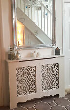 French Style - Shabby Chic - Radiator Cabinet/Cover -Ornate Fancy Baroque Grille