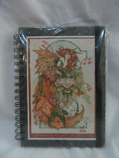 Ice Fae/Lady Autumn Fairy Journal Linda Ravenscroft Wiccan Pagan Book of Shadows