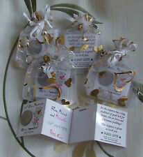 - 48th to 80th ♥ANNIVERSARY♥ Personalised Gift Wedding Together Keepsake Favour