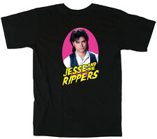 """Full House Uncle Jesse  """"Jesse and the Rippers"""" T-shirt DVD shirt"""
