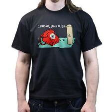 iPhone 5s 5c Youtube T shirt Funny I Phone You Tube T-shirt
