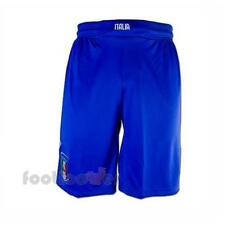 Men's Puma FIGC Italia Shorts Replica 744298 01 Royal Italy Soccer World Cup 14